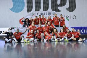 SL Benfica conquista a 1.ª edição da Taça da Liga