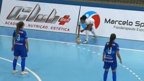 De virada o Stein Cascavel Futsal vence o Foz Cataratas