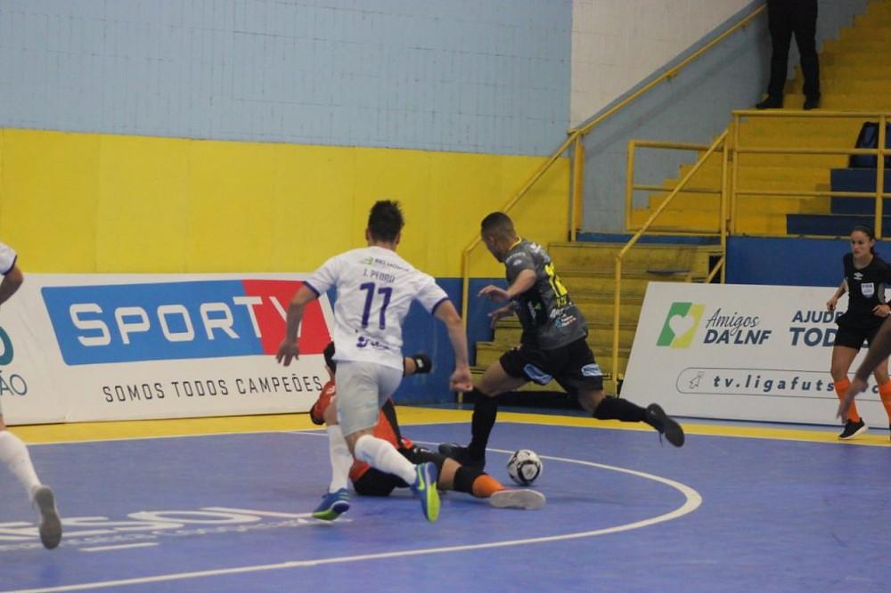 Crédito: Breno Domingues - São José fez grande partida contra o Brasília