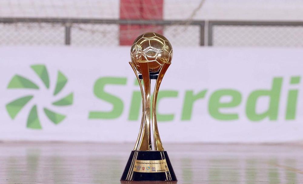 Crédito: Edson Castro - Taça do Mundial de Clubes conquistada pela Atlântico