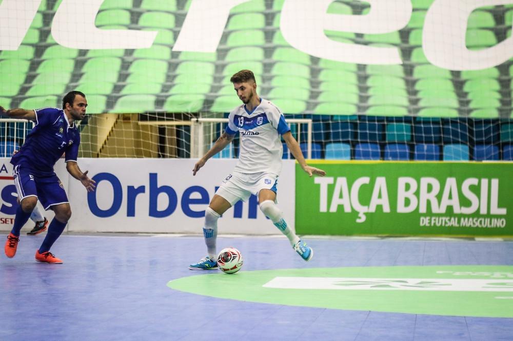 Crédito: Leonardo Hubbe - Minas vence e avança para a semifinal da Taça Brasil Sicredi