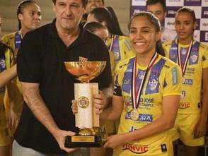 Especial futsal feminino: conheça a equipe do São José - Rainhas do Drible