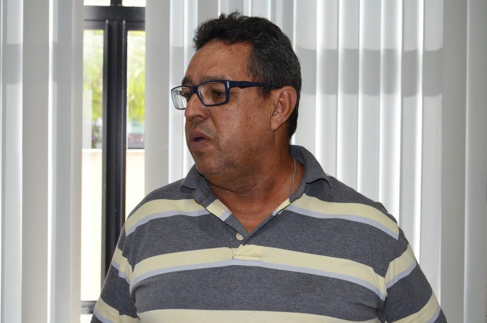 Crédito: Lucas Barros / Globoesporte.com/pb - Bosco Crispim disse que o Paraibano de futsal deve começar no dia 24 de outubro