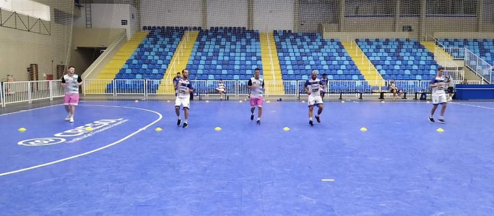 Crédito: Divulgação - Tubarão inicia treinamentos para a temporada 2021