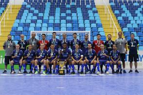 É campeão! Minas Tênis Clube conquista o tricampeonato invicto da Taça Brasil Sicredi