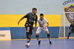 São José Futsal leva sufoco, mas derrota AABB pelo Campeonato Paulista