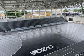 Ginásio Vozão sediará 47ª edição da Taça Brasil de Clubes