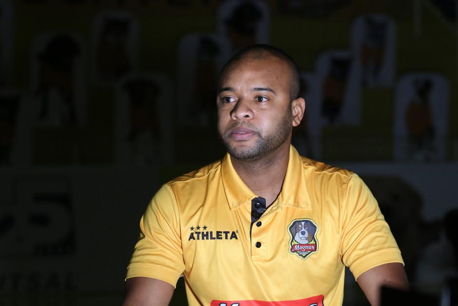 Crédito: Guilherme Mansueto - Rafael Cafu, treinador do time Sub-20 e auxiliar técnico da equipe principal também falou sobre representatividade.