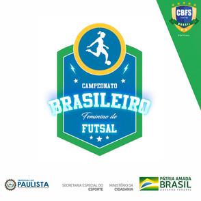 2ª Edição do Brasileiro de Futsal Feminino está confirmado