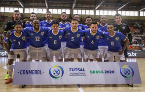 Brasil vence a Colômbia