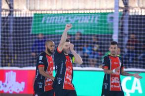 JEC/Krona goleia Abílio Nery e se classifica em primeiro no Grupo B da Taça Brasil Sicredi