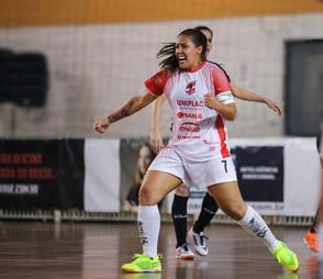 Primeiro Jogo da Supercopa de Futsal Feminino