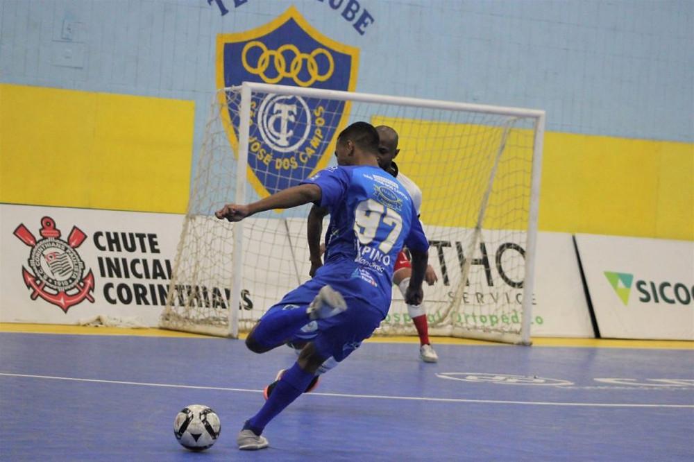 Crédito: Brenno Domingues - São José chegou aos 14 pontos na competição em 9 partidas disputadas.