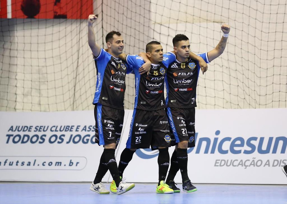 Crédito: Mauricio Moreira - Pato Futsal mira disputa da Copa do Brasil Sicredi de Futsal 2020