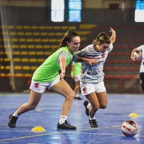 Leoas enfrentam Cianorte pela 4ª rodada do Novo Futsal Feminino Brasil
