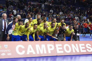 Seleção Brasileira enfrenta a Espanha em Madrid, confira os atletas convocados