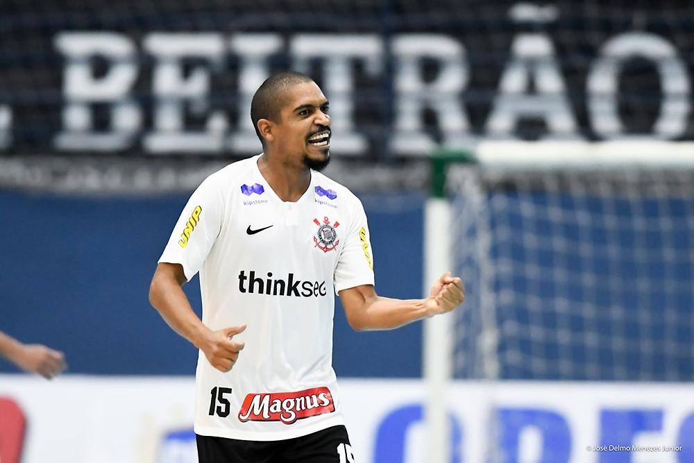 Crédito: José Delmo Menezes - Café foi campeão da Supercopa de 2019 pelo Corinthians