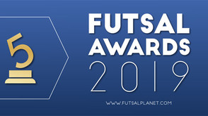 Brasileiros concorrem ao prêmio de melhores do mundo do futsal