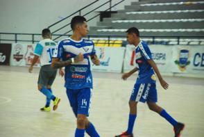 Oratório bate atual campeão Vivaz e vence a primeira na Copa Norte de Futsal