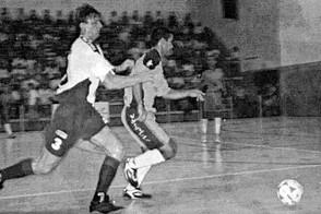 Histórico: há 20 anos, Jaraguá do Sul fazia seu primeiro jogo na Liga Nacional de Futsal
