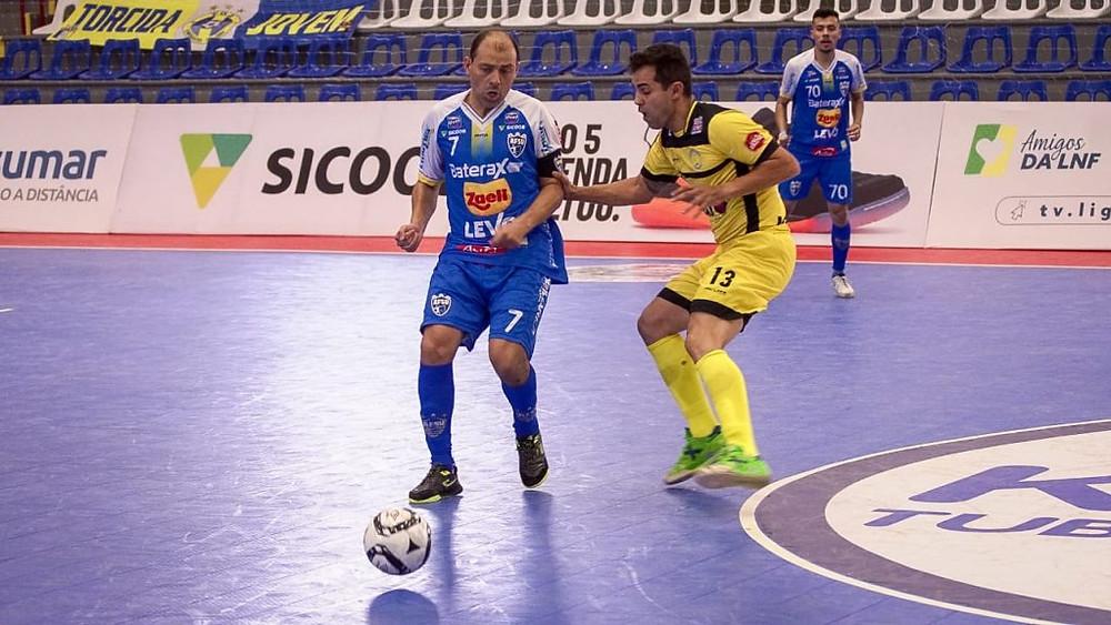 Crédito: Diego Lanesko - Umuarama e Praia fizeram o duelo das duas equipes que retornaram esse ano para a LNF