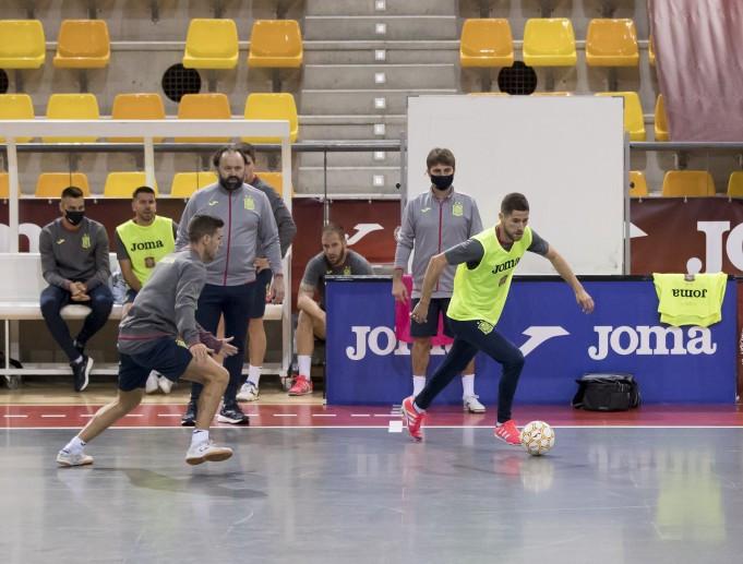 Crédito: Crédito: © Copyright RFEF - Espanha realiza os últimos ajustes antes de enfrentar a Seleção Brasileira