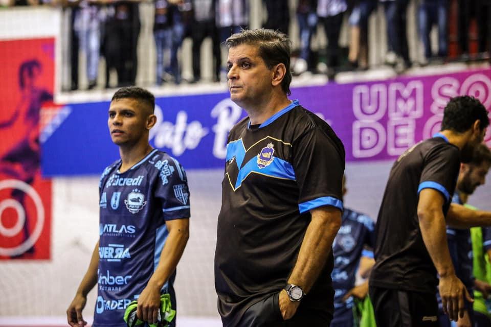 Crédito: Mauricio Moreira - Sergio Lacerda vem fazendo história no comando técnico do Pato