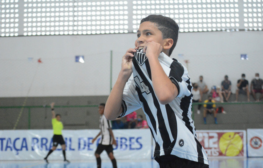 Atlético-MG e Meninos da Paraíba avançam à final da Taça Brasil Sub-11