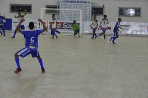 Vivaz bate Esmac e se despede da Copa Norte de Futsal com vitória