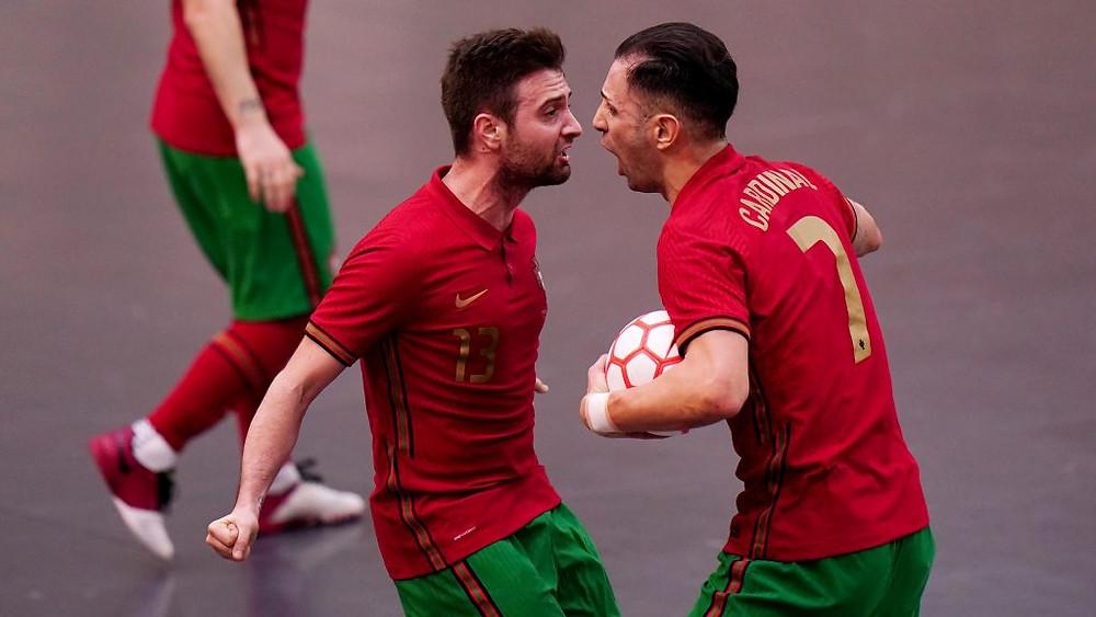 Crédito: Getty Imagens - Portugal buscou empata após sair perdendo por 2 a 0 para Polônoia