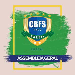 Assembleia Geral CBFS