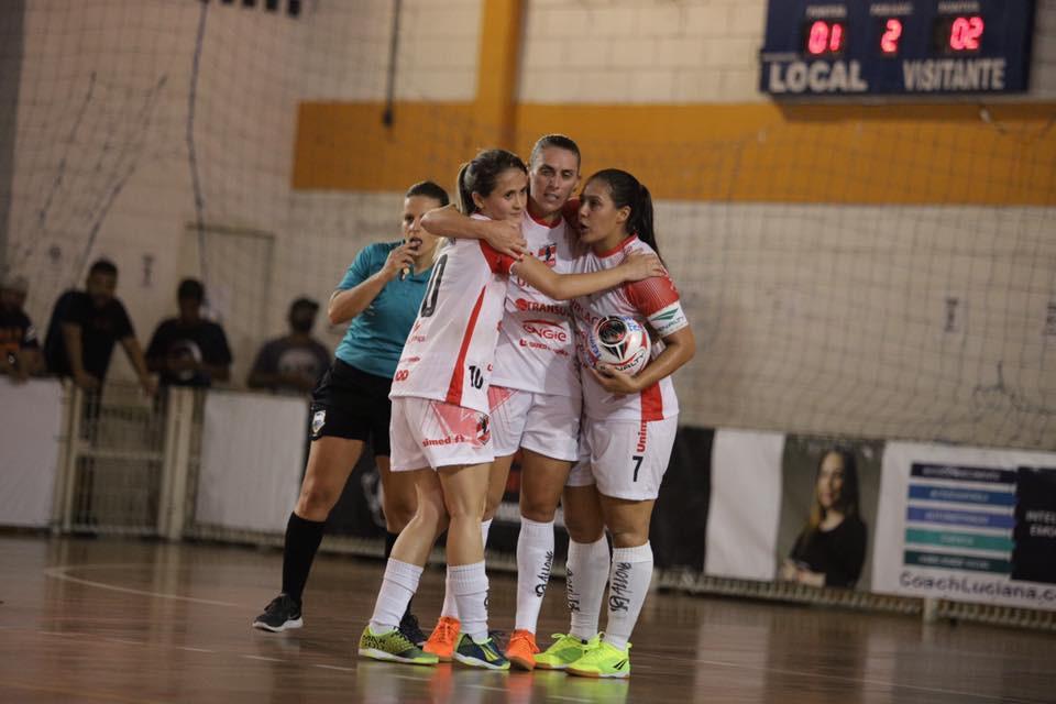 Crédito: Yuri Gomes - Equipe do Leoas da Serra virou o jogo para 2x1.