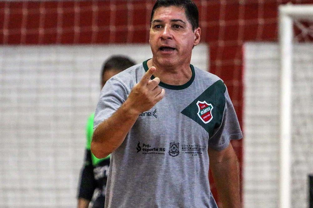 Crédito: Edson Castro - Profissional e clube destacaram parceria de três anos e que termina neste final de 2020