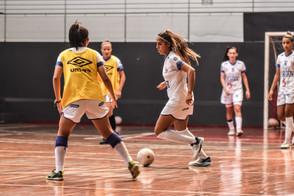 Barateiro Havan Futsal segue programação de treinos visando NFFB - Novo Futsal Feminino Brasil