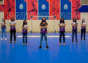 Time feminino de Pato Branco mantém equipe e foca no Paranaense