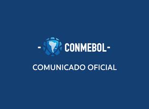 Adiamento da CONMEBOL Libertadores de Futsal Masculino 2020