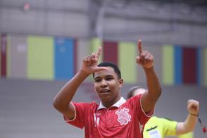 Saldanha vence o AJJR e fica à um passo da classificação da Taça Brasil Sub17 - Primeira Divisão