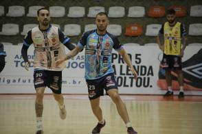 Cascavel Futsal faz último treino antes de encarar a ACBF
