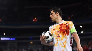Espanha e Cazaquistão confirmam classificação para a Copa do Mundo FIFA de Futsal 2020