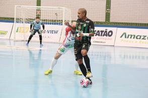 Pato e Marreco são lanternas de seus grupos na Liga Nacional