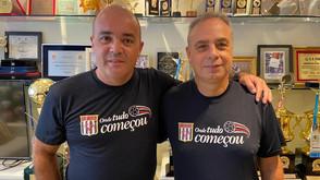 Rivelino Teixeira irá comandar programa de entrevista da TV Futsal FPFS