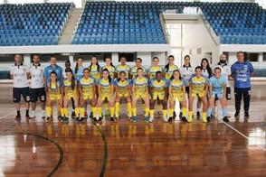 Futsal feminino do São José inicia temporada jogando em casa
