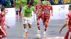 Palma Futsal vence ElPozo Murcia com uma exposição de Vilela e é o quarto semifinalista