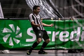 Ceará vence Brasília e está na decisão da Copa do Brasil de futsal