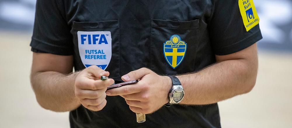 Crédito: FIFA.COM - A FIFA lançou pela primeira vez um projeto de preparação de árbitros de futsal para uma Copa do Mundo