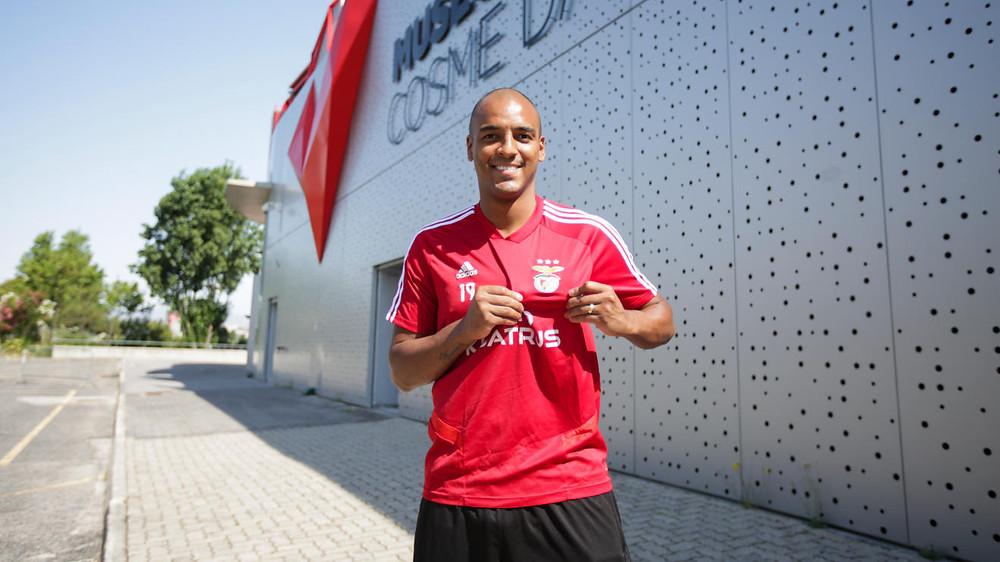 Crédito: SL Benfica