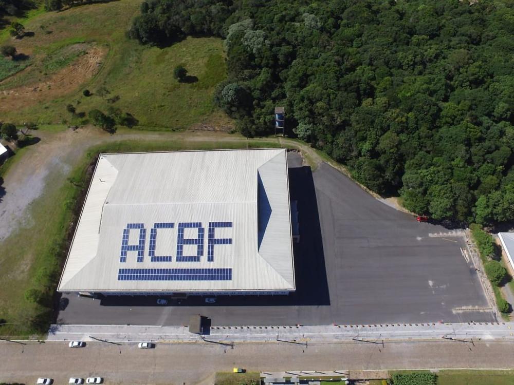 Crédito: Dolari - Investimento em busca de economia na ACBF