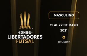 Conmebol adia início da Libertadores de Futsal 2021