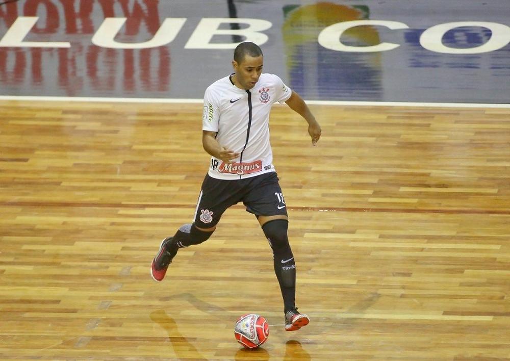 Crédito: Assessoria Corinthians - Daniel estava no Corinthians nas últimas temporadas