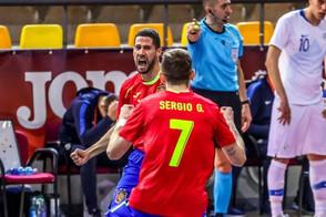 Espanha convoca para o Mundial